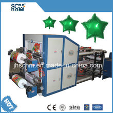 PE Aluminum Film Automatic Computer-Controlled Balloon Making Machine